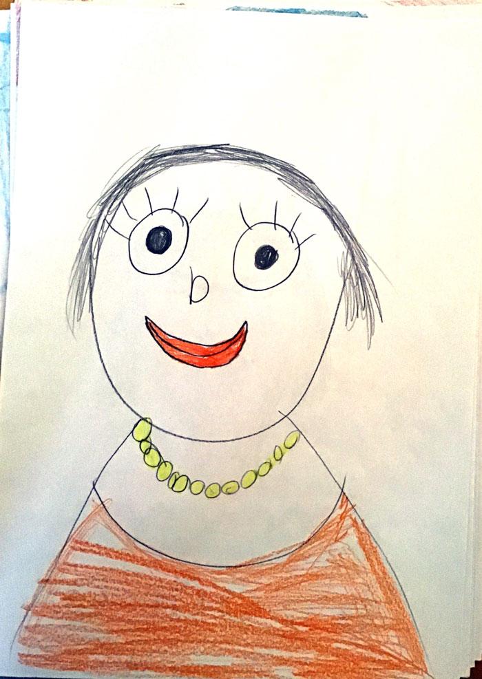 Schulsozialarbeiterin Frau von Appen