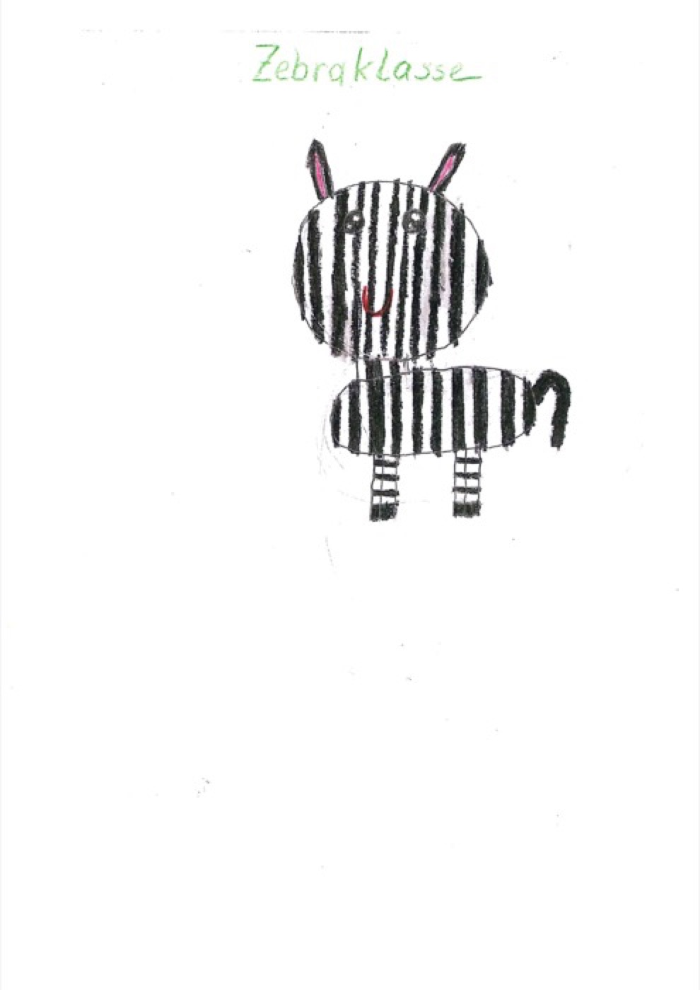 4b Zebraklasse