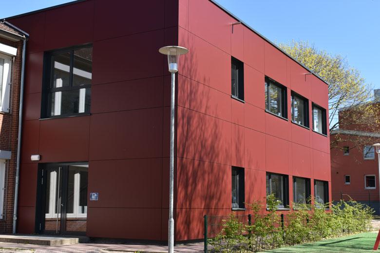 Neues Gebäude der KBS